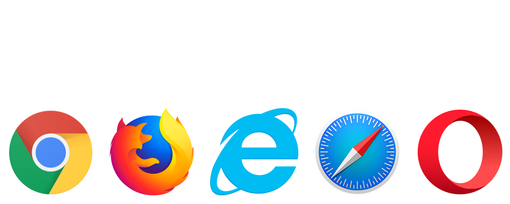 Outdated Browser - Update your Browser