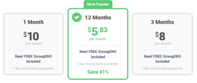 Strong VPN Review – 2019   BestVPN org