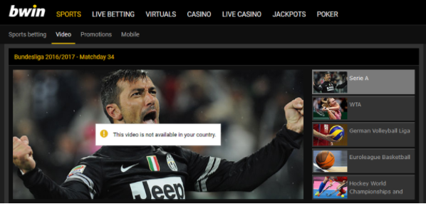 How to Stream the Italian Serie A from Anywhere in the World