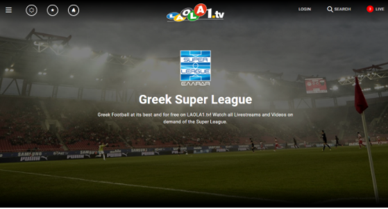 How to Watch Superleague Greece from Anywhere in the World