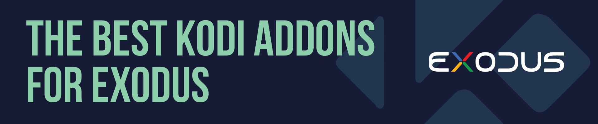 new kodi exodus addon