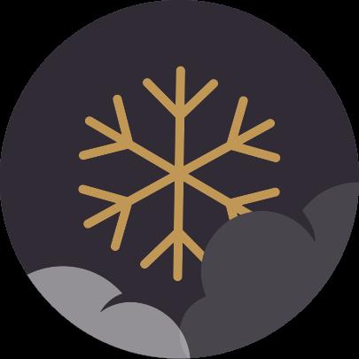 SnowHaze logo