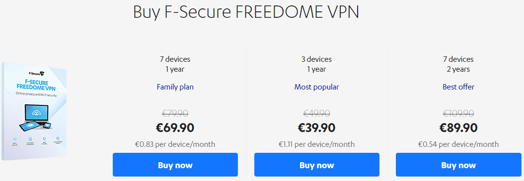 Freedome_VPN_pricing