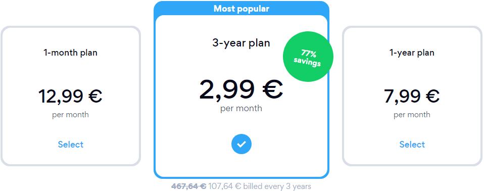 Hotspot_Shield_VPN_pricing